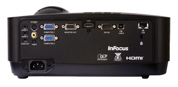 InFocus-IN128HDX-Back